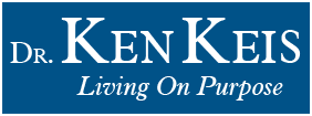 Ken Keis Living on Purpose Logo